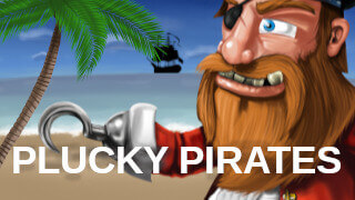 Plucky Pirates