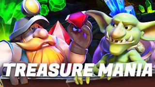Treasure Mania!